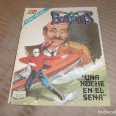 BDs: FANTOMAS 718 SERIE AGUILA . Lote 192602090