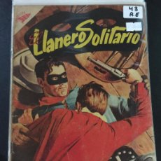 Livros de Banda Desenhada: NOVARO LLANERO SOLITARIO NUMERO 43 REGULAR ESTADO. Lote 192626482
