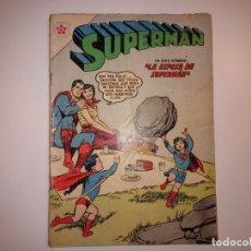Tebeos: SUPERMAN NOVARO NÚMERO 361. AÑO 1962. . Lote 192669461