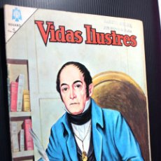 Tebeos: VIDAS ILUSTRES Nº118 , DON ANDRES BELLO (NOVARO) AÑO 1965. Lote 192729266