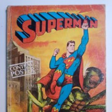 Tebeos: SUPERMAN LIBROCOMIC TOMO XLIX 49 EDITORIAL NOVARO 1979. Lote 192852306