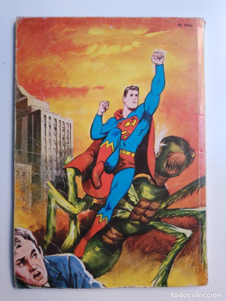 Tebeos: SUPERMAN LIBROcomic Tomo XLIX 49 EDITORIAL NOVARO 1979 - Foto 2 - 192852306