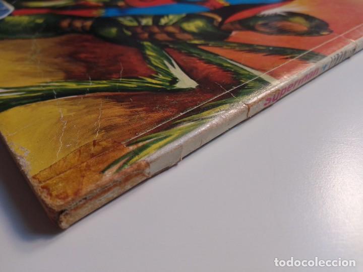 Tebeos: SUPERMAN LIBROcomic Tomo XLIX 49 EDITORIAL NOVARO 1979 - Foto 3 - 192852306