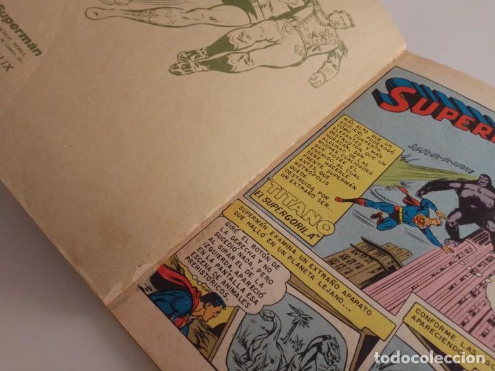 Tebeos: SUPERMAN LIBROcomic Tomo XLIX 49 EDITORIAL NOVARO 1979 - Foto 5 - 192852306