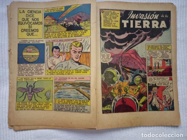 Tebeos: TITANES PLANETARIOS NÚMERO 18. NOVARO - Foto 7 - 192876763