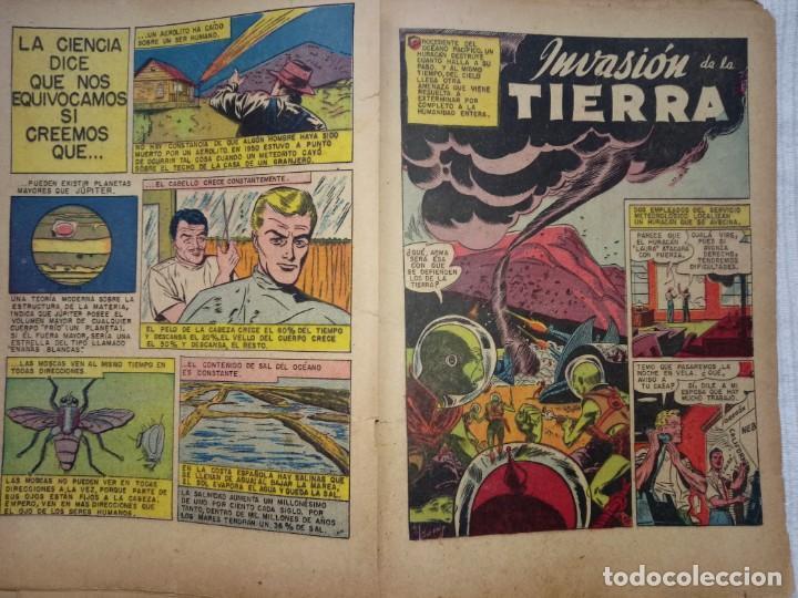 Tebeos: TITANES PLANETARIOS NÚMERO 18. NOVARO - Foto 8 - 192876763