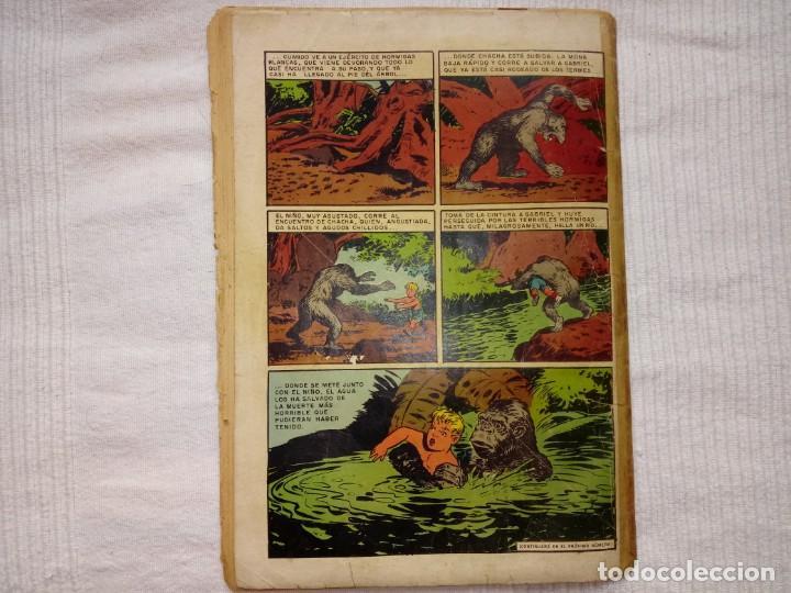 Tebeos: TITANES PLANETARIOS NÚMERO 18. NOVARO - Foto 13 - 192876763