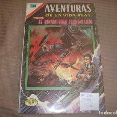 Tebeos: AVENTURAS DE LA VIDA REAL Nº 244. Lote 193370830