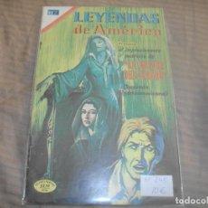 Tebeos: LEYENDAS DE AMERICA245. Lote 193373892
