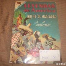 Tebeos: LEYENDAS DE AMERICA144 . Lote 193374092