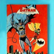 Tebeos: BATMAN - LIBROCOMIC - TOMO II (2) - 1976, EDITORIAL NOVARO - ORIGINAL - BUEN ESTADO - MUY DIFÍCIL. Lote 193655918