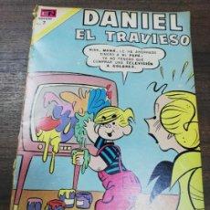 Tebeos: DANIEL EL TRAVIESO. NOVARO. AÑO VIII. Nº 91. ENERO 1972.. Lote 193783902