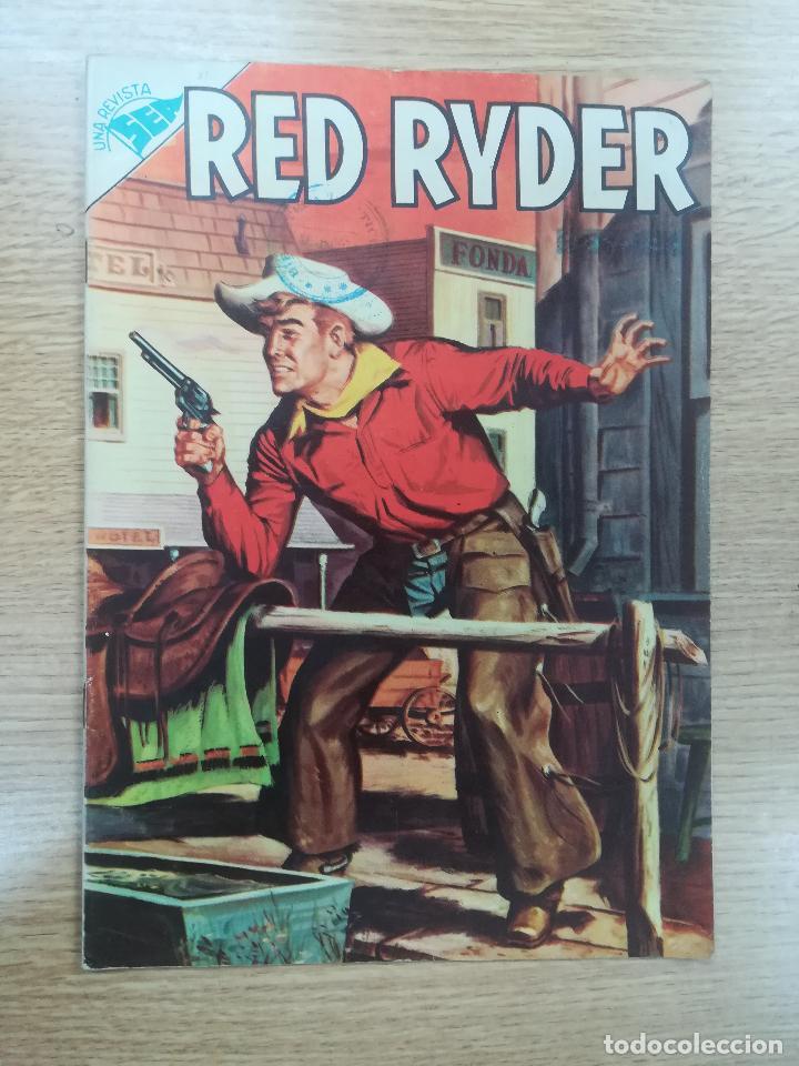 RED RYDER #11 (Tebeos y Comics - Novaro - Red Ryder)