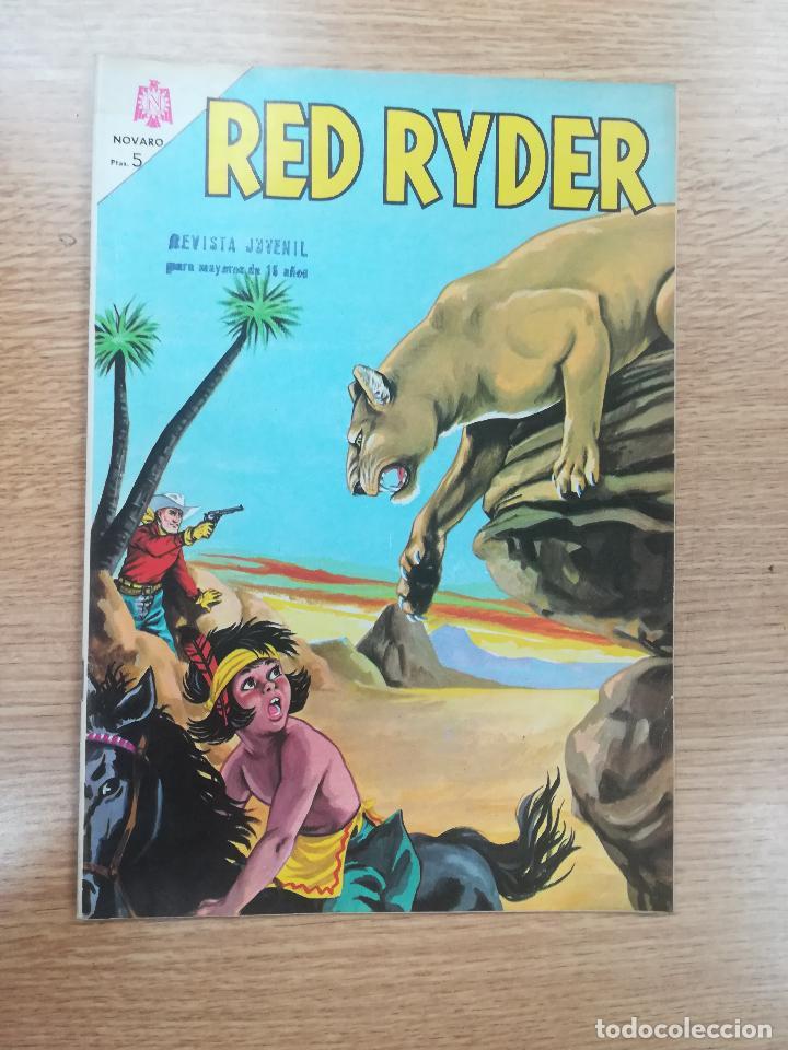 RED RYDER #126 (Tebeos y Comics - Novaro - Red Ryder)
