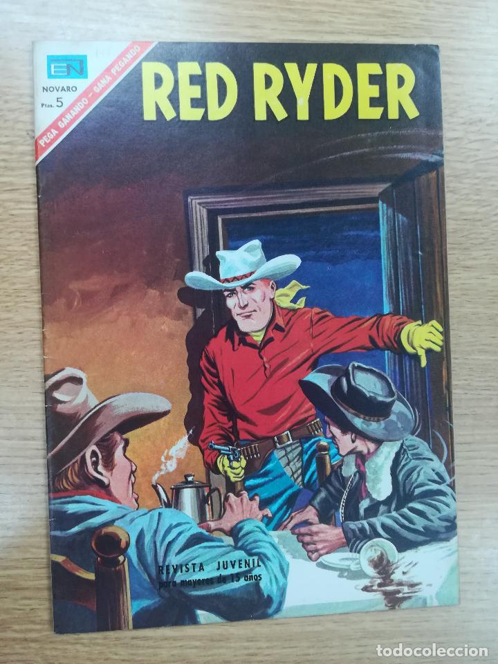 RED RYDER #147 (Tebeos y Comics - Novaro - Red Ryder)