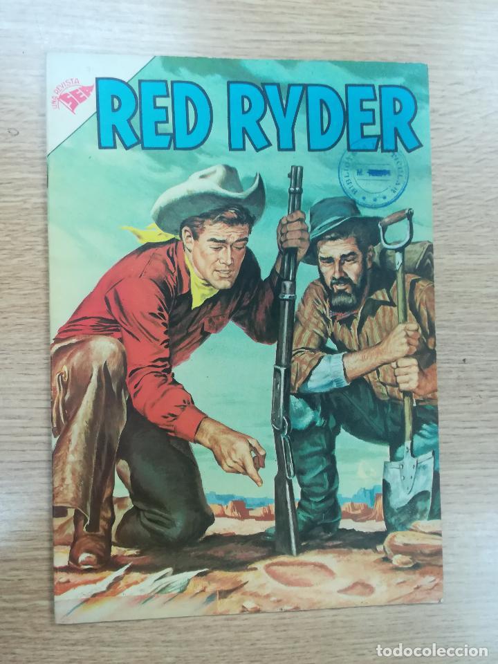 RED RYDER #7 (Tebeos y Comics - Novaro - Red Ryder)