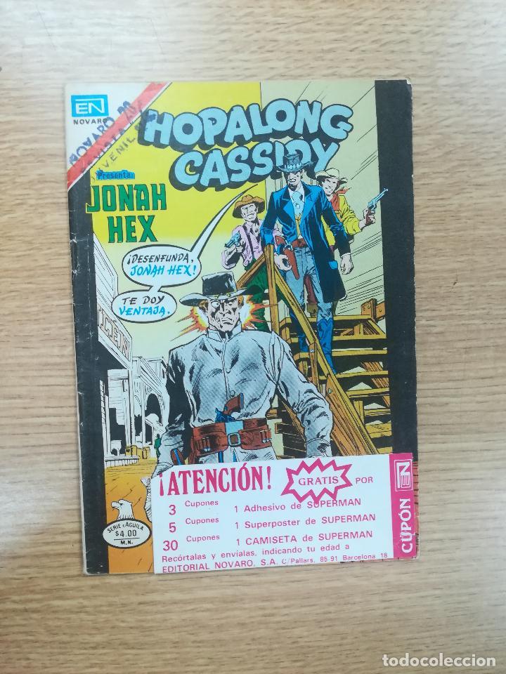 HOPALONG CASSIDY #2-305 (Tebeos y Comics - Novaro - Hopalong Cassidy)