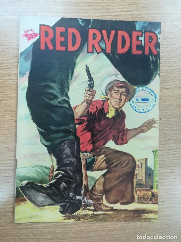 RED RYDER #9 (Tebeos y Comics - Novaro - Red Ryder)