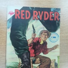 Tebeos: RED RYDER #9. Lote 193850472