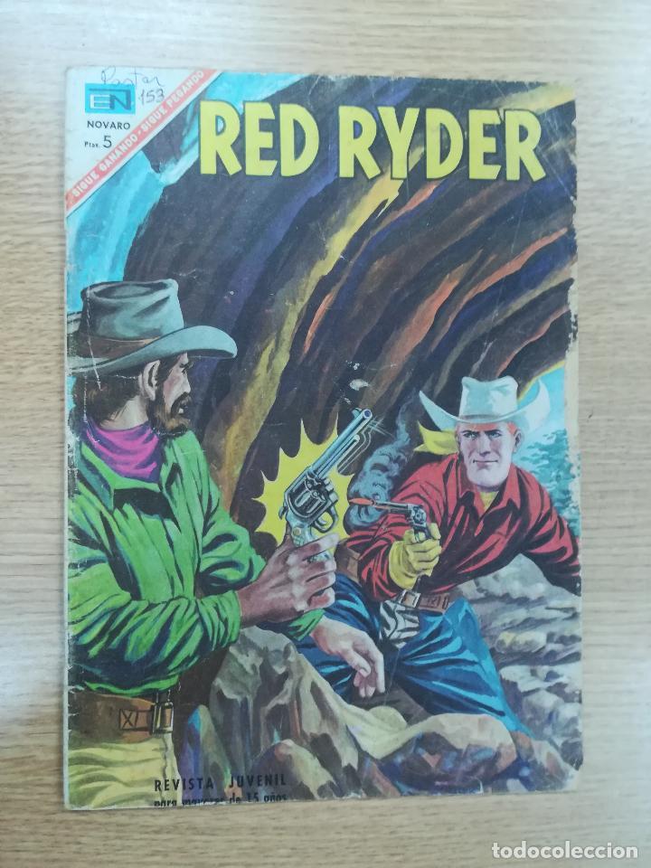RED RYDER #153 (Tebeos y Comics - Novaro - Red Ryder)