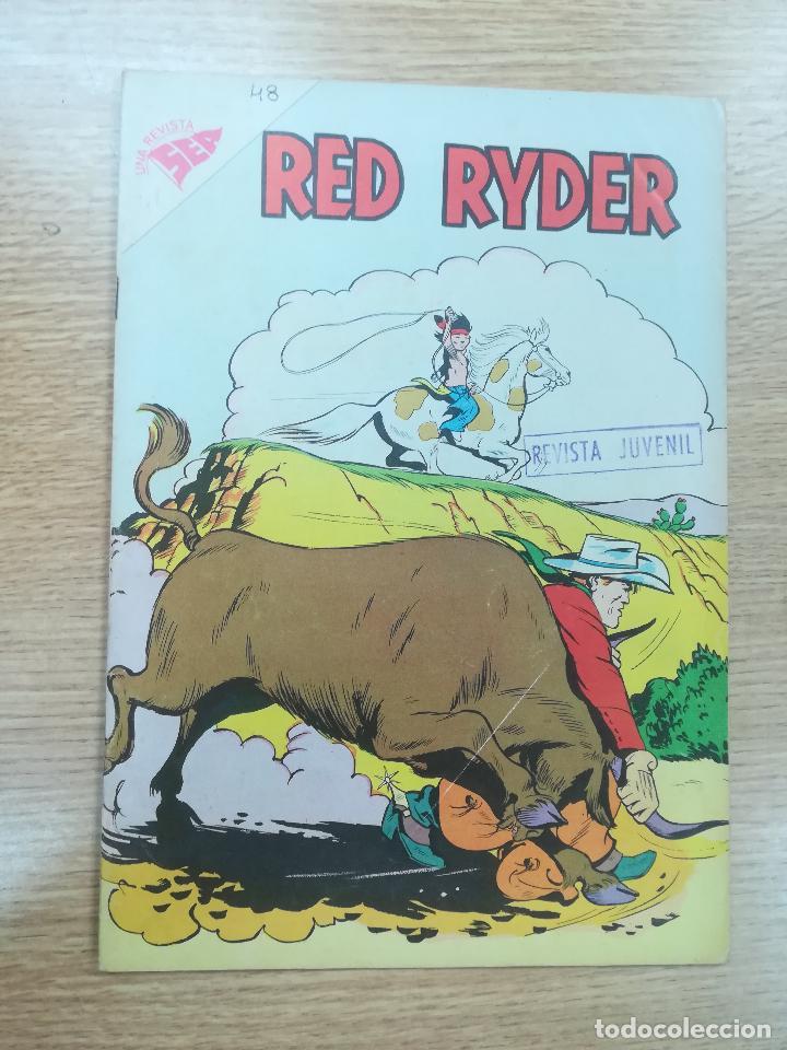 RED RYDER #48 (Tebeos y Comics - Novaro - Red Ryder)