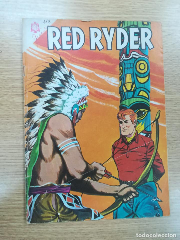 RED RYDER #118 (Tebeos y Comics - Novaro - Red Ryder)