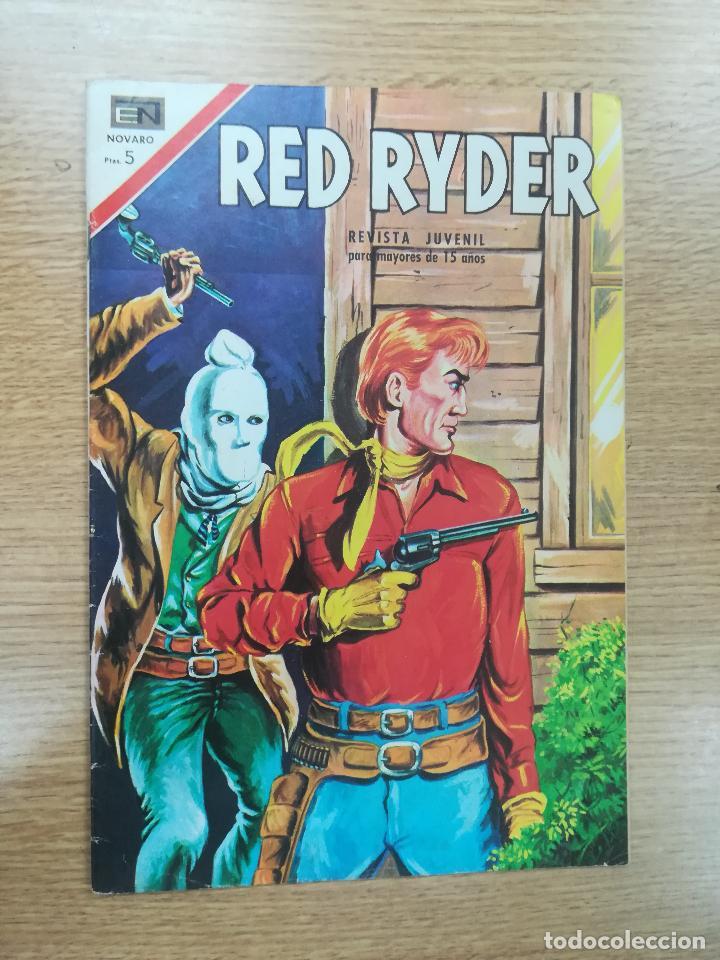 RED RYDER #165 (Tebeos y Comics - Novaro - Red Ryder)