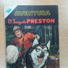 Tebeos: AVENTURA PRESENTA EL SARGENTO PRESTON #48. Lote 193850525