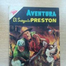 Tebeos: AVENTURA PRESENTA EL SARGENTO PRESTON #43. Lote 193850526