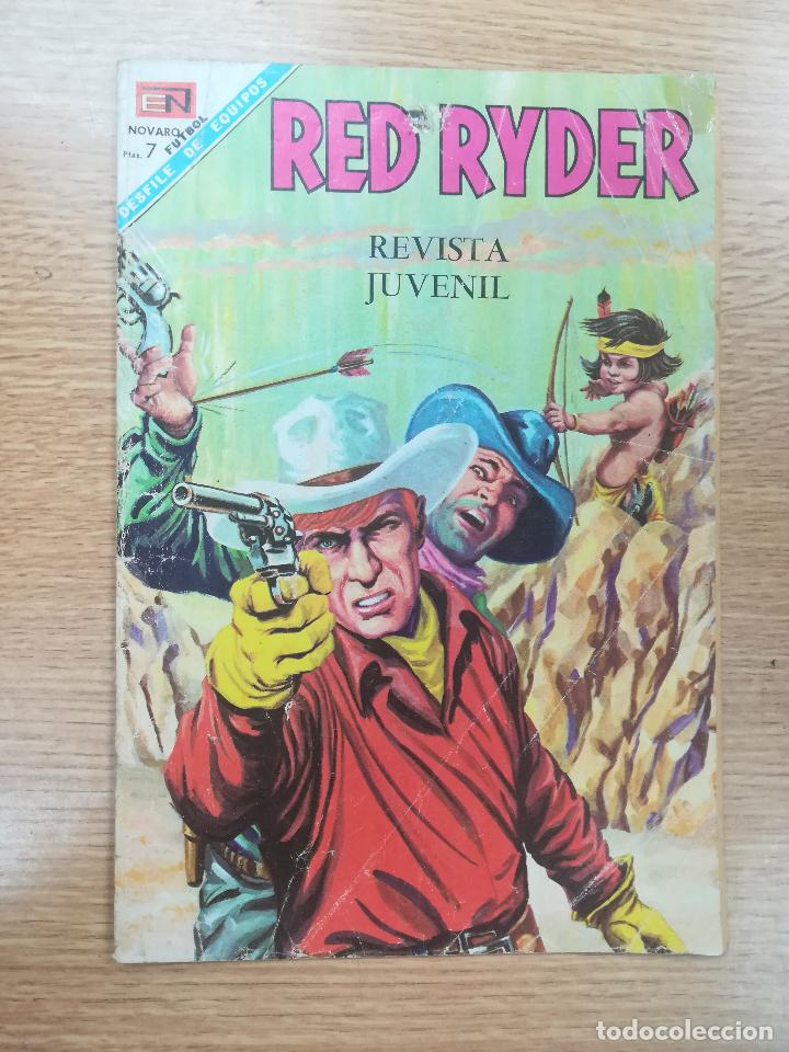 Tebeos: RED RYDER #114 - Foto 1 - 193850540