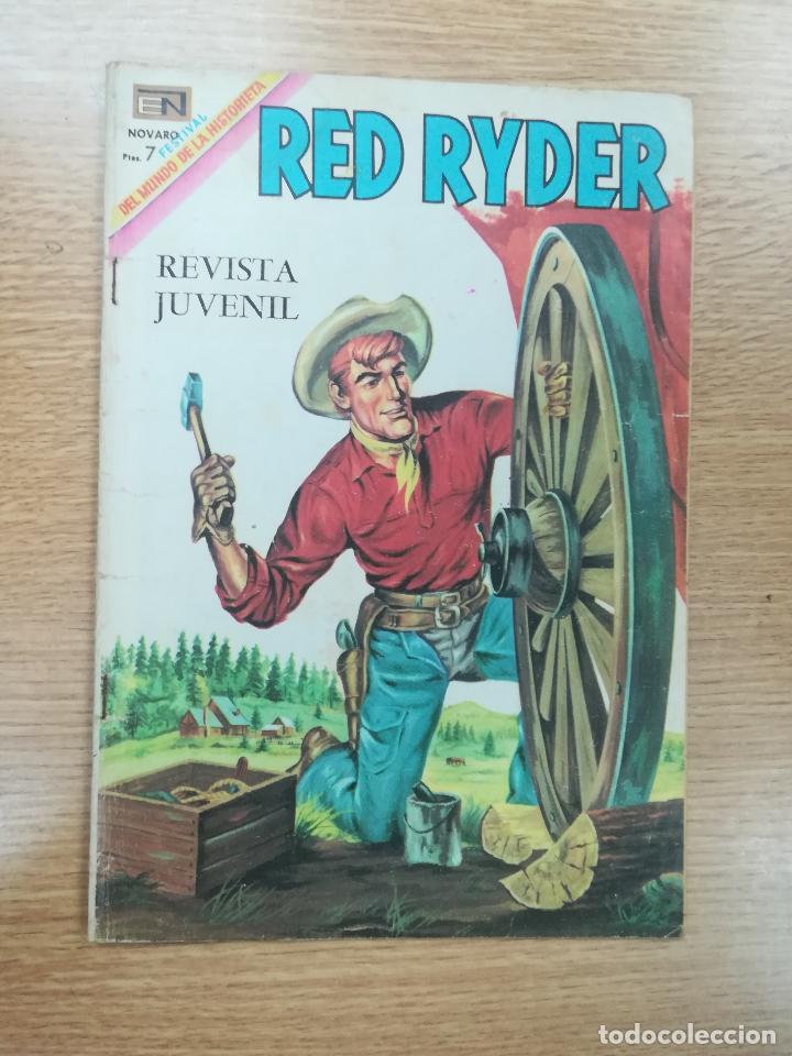 RED RYDER #204 (Tebeos y Comics - Novaro - Red Ryder)