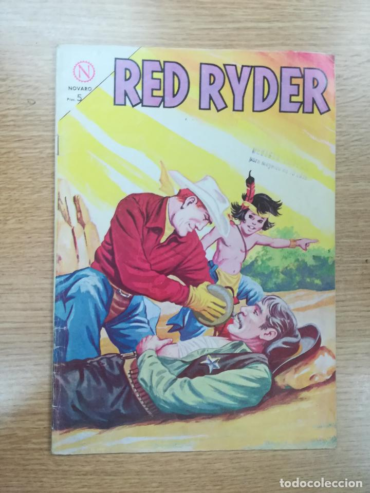 RED RYDER #114 (Tebeos y Comics - Novaro - Red Ryder)
