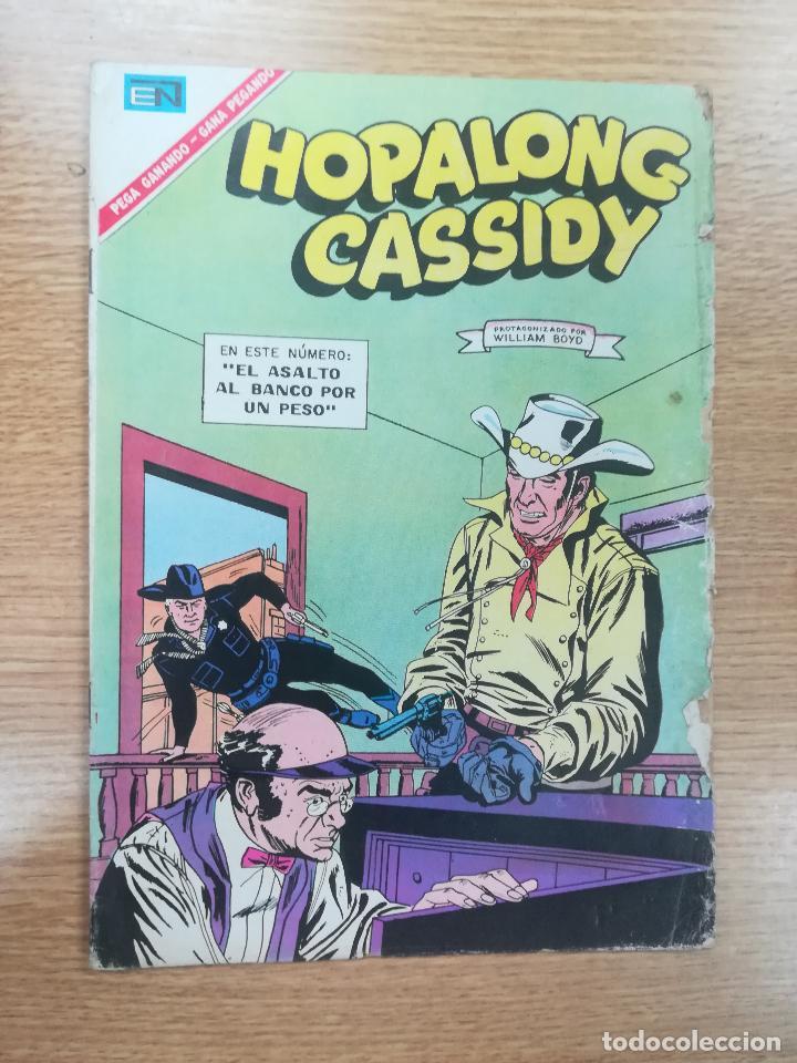 HOPALONG CASSIDY #146 (Tebeos y Comics - Novaro - Hopalong Cassidy)