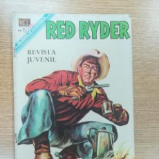 Tebeos: RED RYDER #207. Lote 193850561