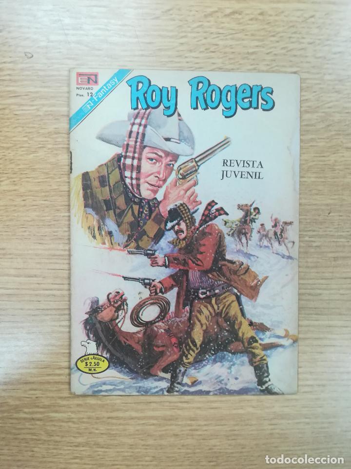 ROY ROGERS #2-367 (Tebeos y Comics - Novaro - Roy Roger)