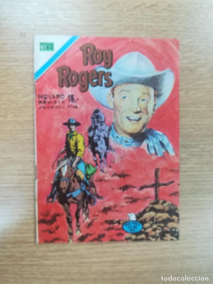 ROY ROGERS #2-394 (Tebeos y Comics - Novaro - Roy Roger)