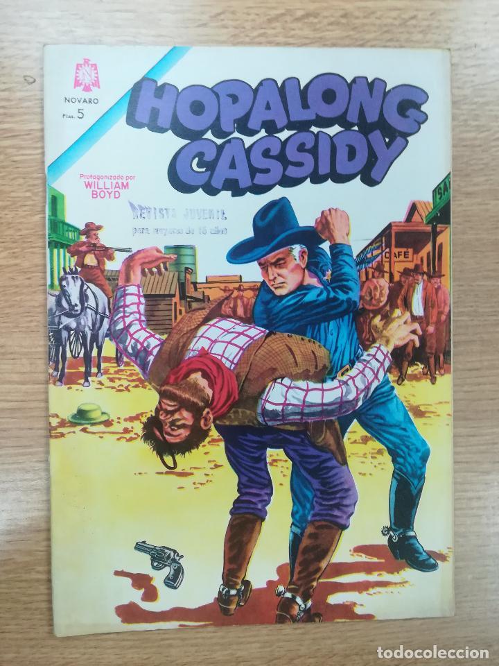HOPALONG CASSIDY #115 (Tebeos y Comics - Novaro - Hopalong Cassidy)