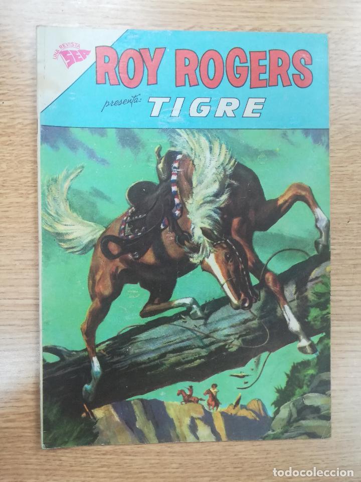 ROY ROGERS #124 (Tebeos y Comics - Novaro - Roy Roger)