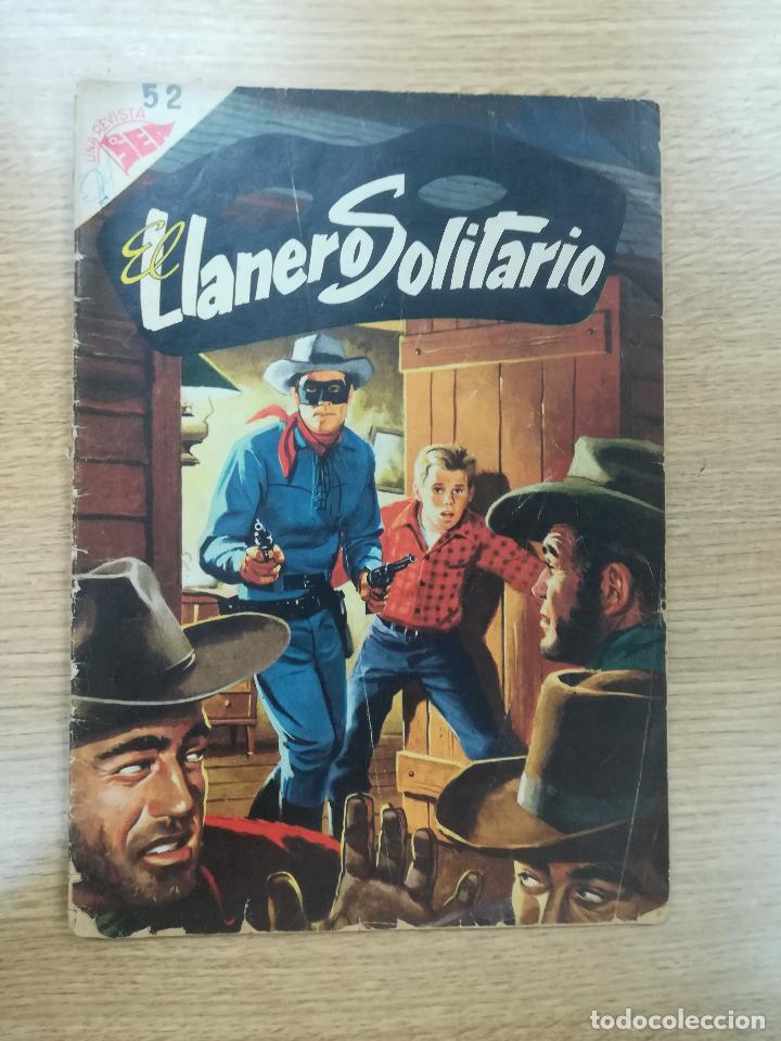 EL LLANERO SOLITARIO #52 (Tebeos y Comics - Novaro - El Llanero Solitario)