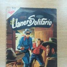 Tebeos: EL LLANERO SOLITARIO #52. Lote 193850631