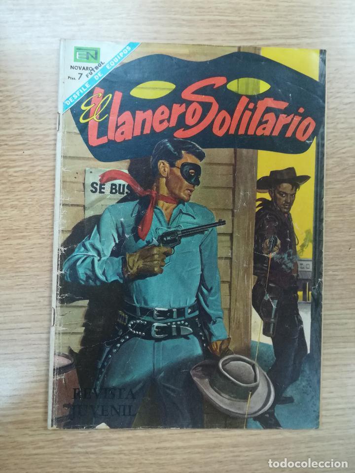 EL LLANERO SOLITARIO #182 (Tebeos y Comics - Novaro - El Llanero Solitario)