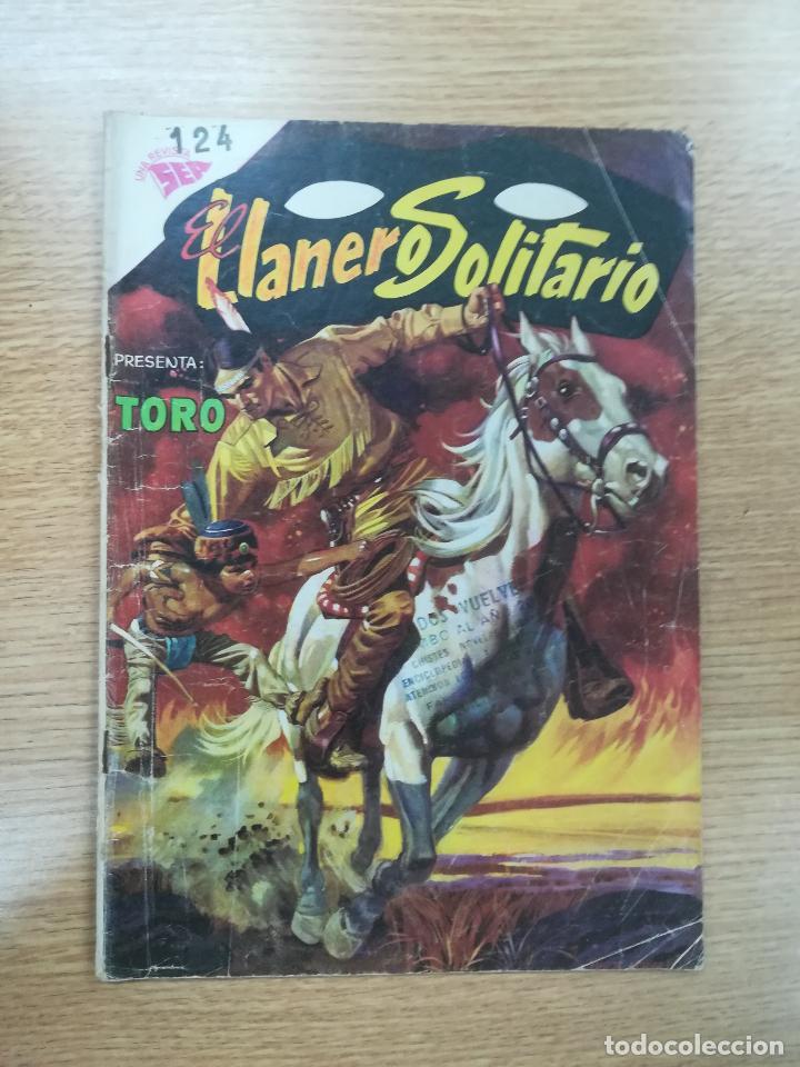 EL LLANERO SOLITARIO #124 (Tebeos y Comics - Novaro - El Llanero Solitario)
