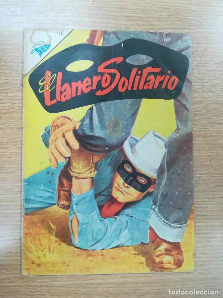 EL LLANERO SOLITARIO #46 (Tebeos y Comics - Novaro - El Llanero Solitario)