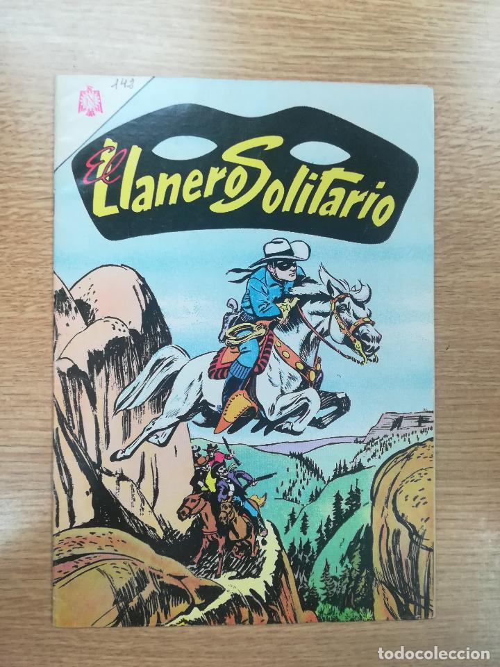 EL LLANERO SOLITARIO #142 (Tebeos y Comics - Novaro - El Llanero Solitario)