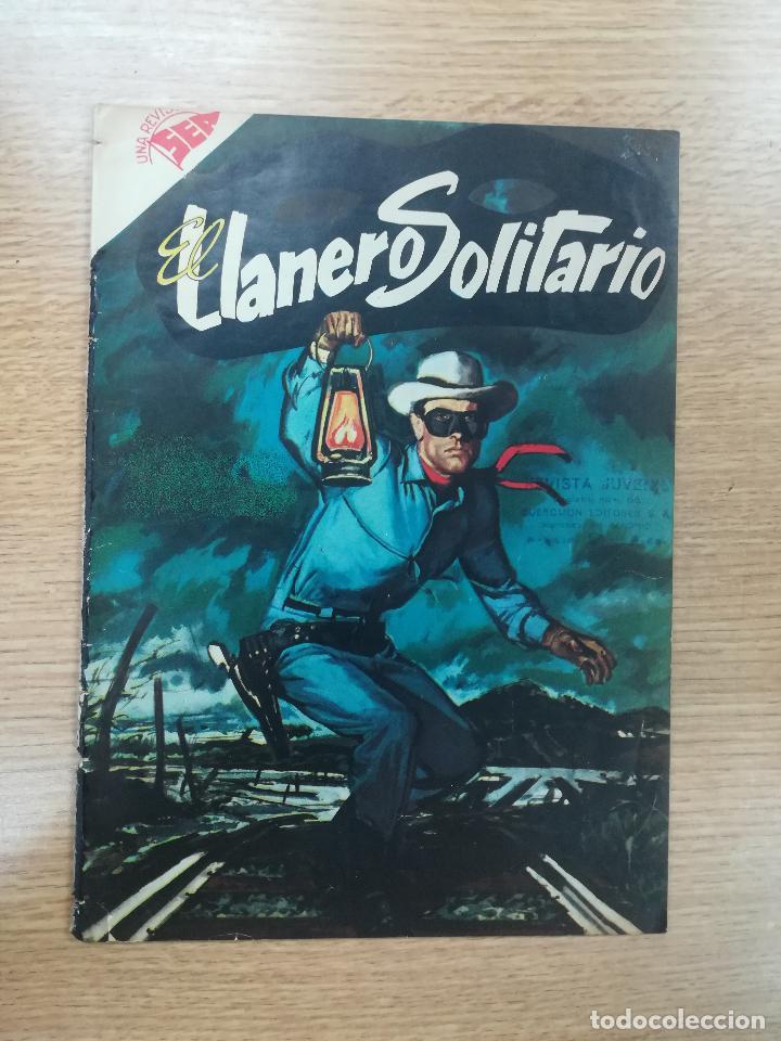 EL LLANERO SOLITARIO #58 (Tebeos y Comics - Novaro - El Llanero Solitario)