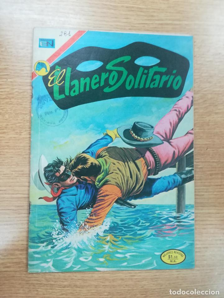 EL LLANERO SOLITARIO #281 (Tebeos y Comics - Novaro - El Llanero Solitario)