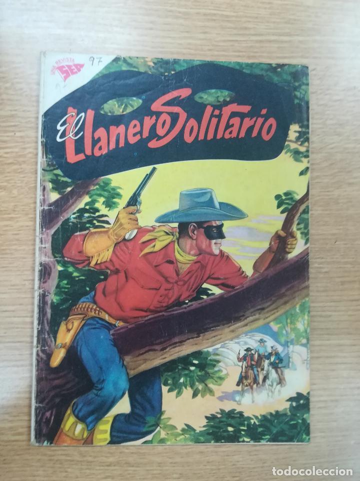 EL LLANERO SOLITARIO #97 (Tebeos y Comics - Novaro - El Llanero Solitario)