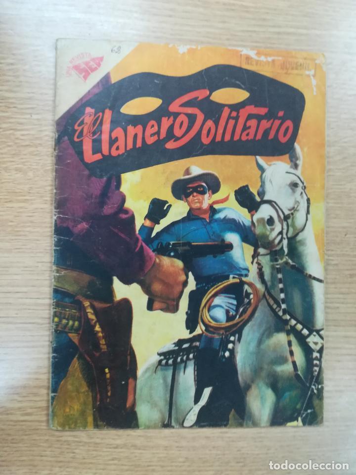 EL LLANERO SOLITARIO #62 (Tebeos y Comics - Novaro - El Llanero Solitario)