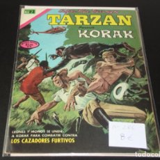 Tebeos: TARZAN PRESENTA KORAK 286 MUY BUEN ESTADO. Lote 193880002