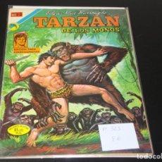 Tebeos: TARZAN DE LOS MONOS 323 MUY BUEN ESTADO. Lote 193880070